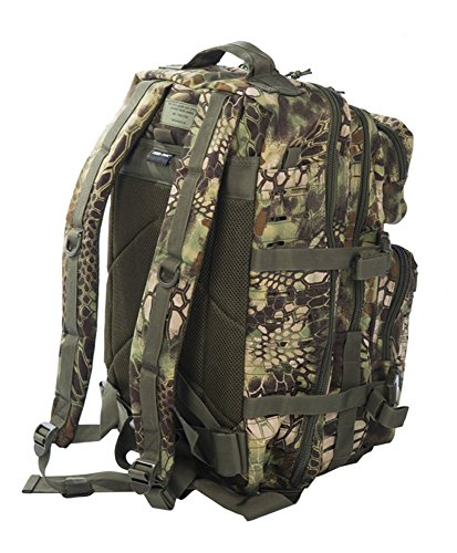 Sac Dos Miltec Assault Us Pack À Mandra Laser Woodland Cut XqwPt6w