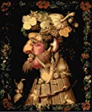 Autumn By Arcimboldo Counted Cross Stitch Kit