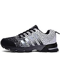Running Shoes Men Athletic Outdoor Tennis Shoe Mens Jogging Walking Fashion Sneaker