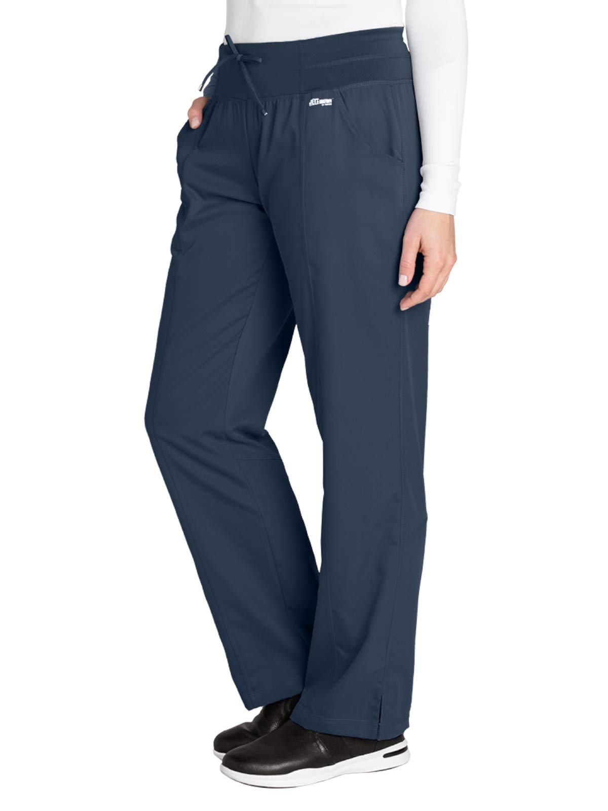 Grey's Anatomy Active 4276 Yoga Pant Steel S by Barco