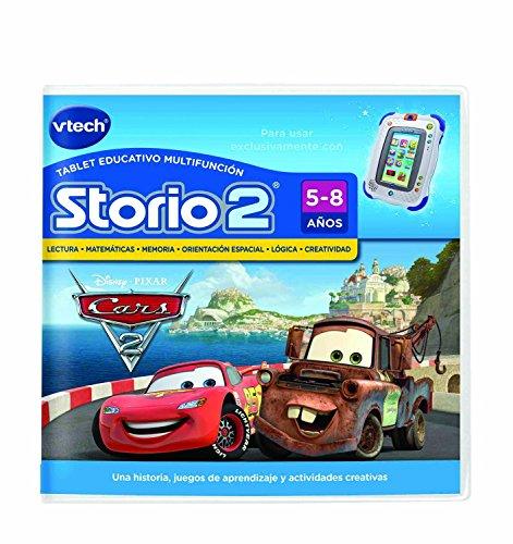 Vtech Spanish - Vtech Storio 2 Cars 2 - Juego en (Storio 2)