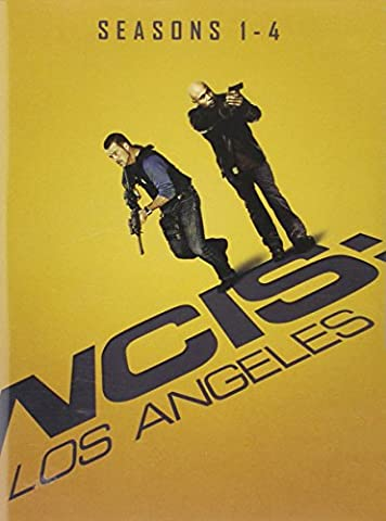 Ncis: Los Angeles: Seasons 1 - 4 Collection (Ncis Los Angeles Dvd Series)
