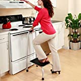 JSNY Handy Support Step Stool With Handle