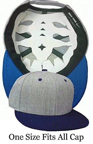 1Pk. Baseball Cap Web Shaper Combo, Long Lasting Hat Liner for Snapback Caps| Flex Fit Caps| Ball Caps| New Era Caps| Lids Caps| Brim Crown Sport Caps| Hat Blocking Aide, FREE S&H ON 2 ORDERS OR MORE!