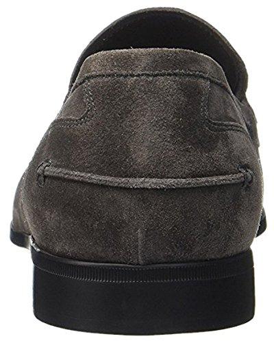 CAMPANILE 198 Softy Extra, Mocassino Classico Uomo, Antracite, EU 42.5