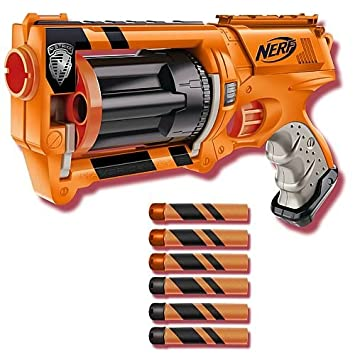 Nerf N-Strike Maverick Gear Up