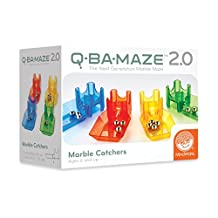 Q-BA-MAZE 2.: Marble Catchers by MindWare