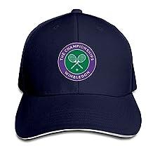 YAHQI The Championships Wimbledon Tenis Unisex Cap Hat