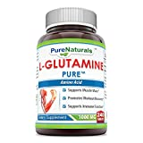 Cheap Pure Naturals L-Glutamine 1000 mg Tablets, 240 Count