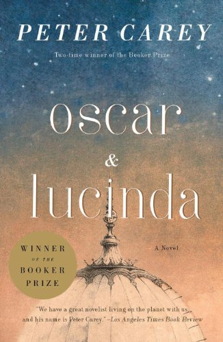 Oscar and Lucinda: movie tie-in edition (Vintage International) cover