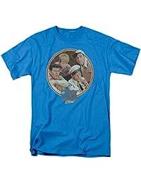 Men's American Graffiti Short Sleeve T-Shirt