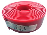 1.5 Inch Red Vinyl Chair Strap Strapping Lawn Patio Furniture Repair 10 Feet 1 1/2 Inches