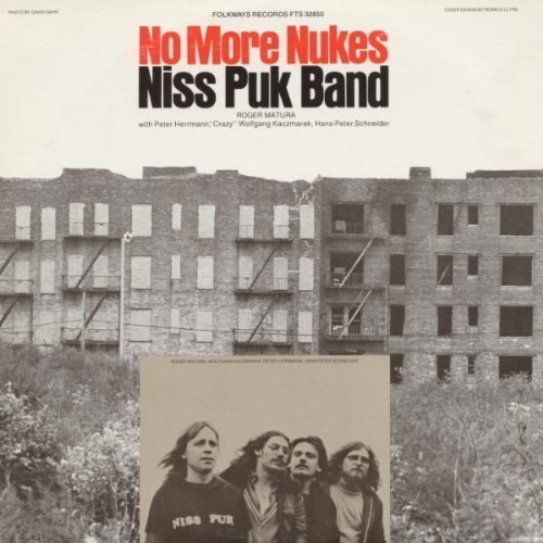 Price comparison product image No More Nukes by Roger Matura & The Niss Puk Band (2012-05-30