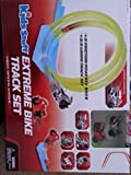 Childrens High Speed Cycle Bike Track Set Toy