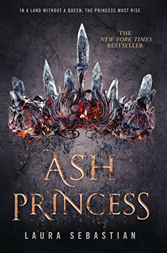 Ash Princess Book Cover