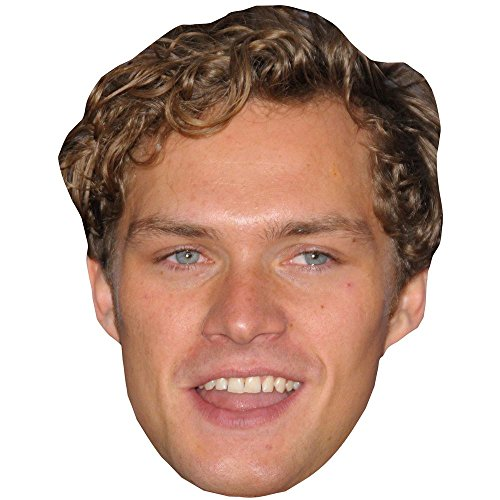 Finn Jones (2016) Celebrity Mask, Card Face and Fancy Dress Mask