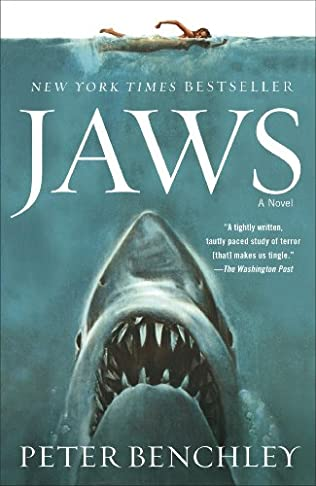 book cover of Jaws