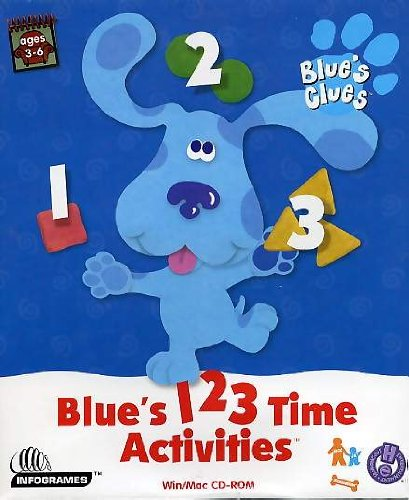 blues 123 time activities