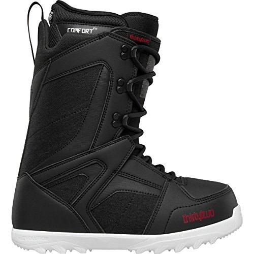 Ride Snowboarding Boots - thirtytwo Prion '17 Snowboarding Boot, Black, 10
