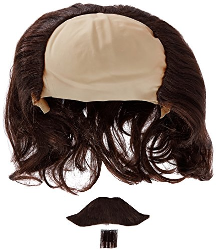 [Forum Novelties Men's Heroes In History Instant Disguise Kit William Shakespeare, Multi, One Size] (Shakespeare Plays Costumes)
