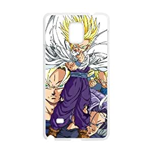 Samsung Galaxy Note 4 White phone case Dragon Ball Christmas gifts for boys and girls OPC9497059