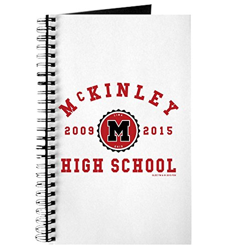 CafePress - Glee Mckinley High School 2009-2015 - Spiral Bound Journal Notebook, Personal Diary, Lined - Page 2010 Diary