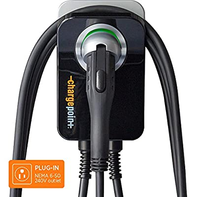 ChargePoint Home Electric Vehicle Charger: 32 Amp
