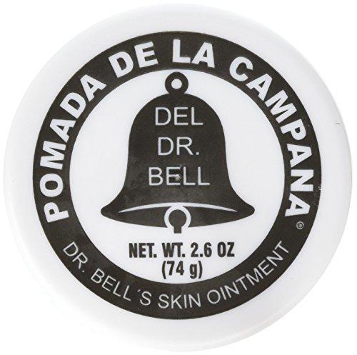 (Dr. Bells Pomade - Pomada de la Campana 2.6 oz (Pack of 6))