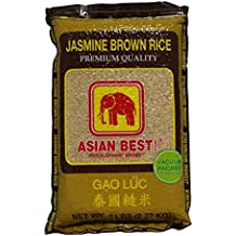 Amazon.com: jasmine brown rice