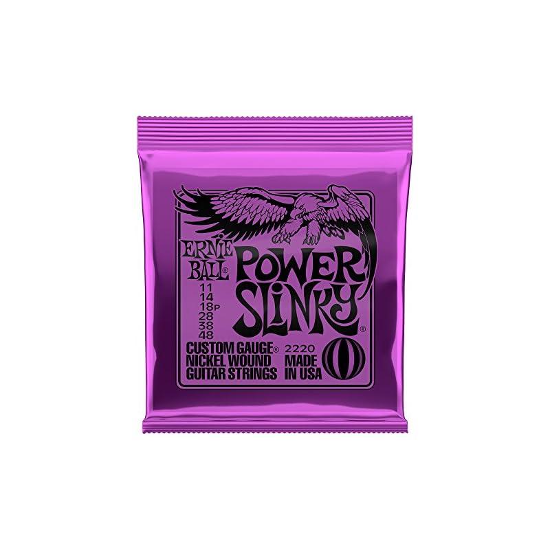 Ernie Ball Power Slinky Nickel Wound Set
