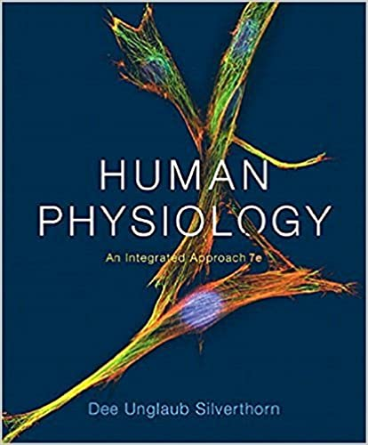 human physiology an integrated approach books a la carte edition