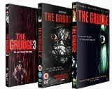 The Grudge (2004) / The Grudge 2 (2006) / The Grudge 3 (2009) [The Grudge Trilogy]
