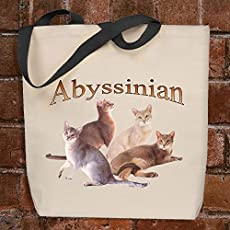Abyssinian Cat Weight Chart