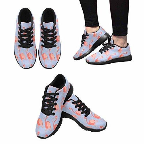 Scarpa Da Jogging Leggera Da Donna Running Running Leggera Easy Go Walking Comfort Sportivo Scarpe Da Ginnastica Fenicottero Modello Multi 1