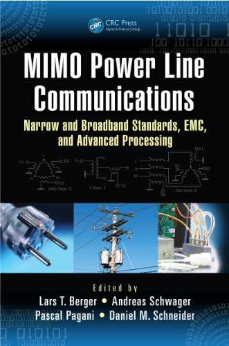 Mobile Line Communications (MIMO Power Line Communications: Narrow and Broadband Standards, EMC, and Advanced Processing (Devices, Circuits, and Systems))