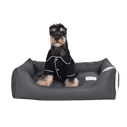 JEELINBORE Suave y cálido Cama para Mascotas Sofá de Perro Cachorros Cojín de Dormir Gato (