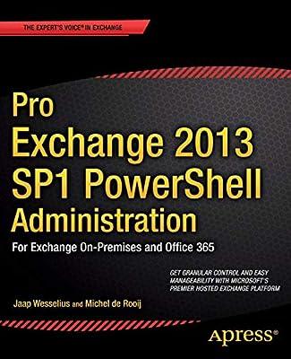 Download PDF Pro Exchange Server 2013 Administration