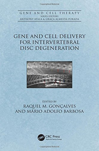 Gene And Cell Delivery For Intervertebral Disc Degeneration  Gene And Cell Therapy