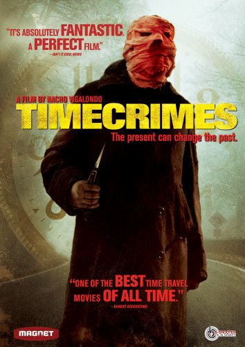 DVD : Timecrimes (, Dolby, AC-3, Widescreen, Dubbed)