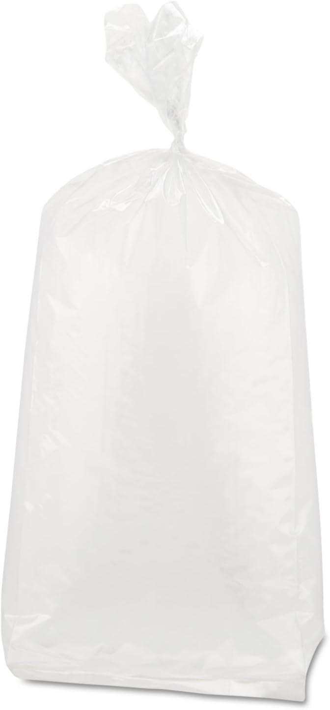 IBSPB040212 Get Reddi Food amp; Poly Bag, 4 x 2 x 12, 1-Quart, 0.68 Mil, Clear, 1000/Case