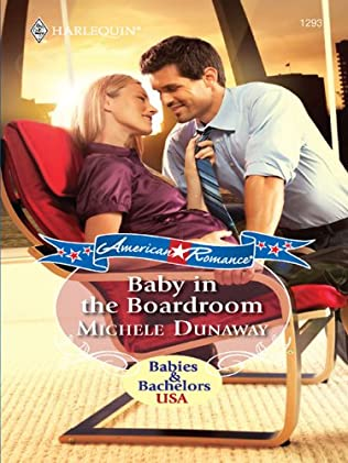 book cover of Baby in the Boardroom