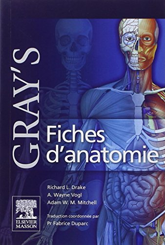 grays-fiches-danatomie-grays-anatomy-sheets-french-edition