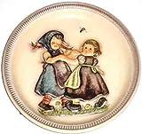 M. I. Hummel ** Spring Dance Anniversary Plate (1980) 10'' ** Hum 281