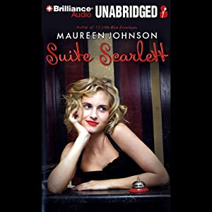 Suite Scarlett Audiobook