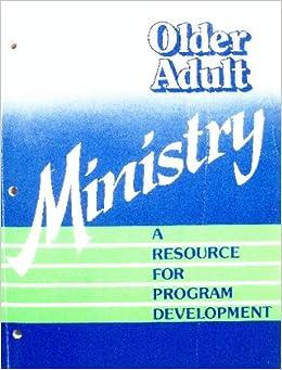 For Older adult ministry