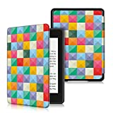 UUcovers Kindle Paperwhite (Only Fit for 2018),All-new Paperwhite 10th generation Slim Auto Wake/Sleep for Amazon Kindle E-reader -Mosaic
