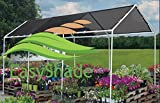 EasyShade 70% Green Shade Cloth Taped Edge with