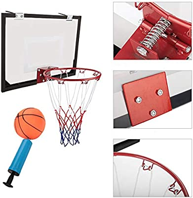 Indoor An der Wand befestigter Basketball-System Basketballkorb ...