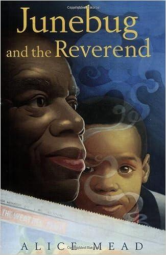 Kostenloser Download von Lehrbüchern Junebug and the Reverend PDF MOBI by Alice Mead