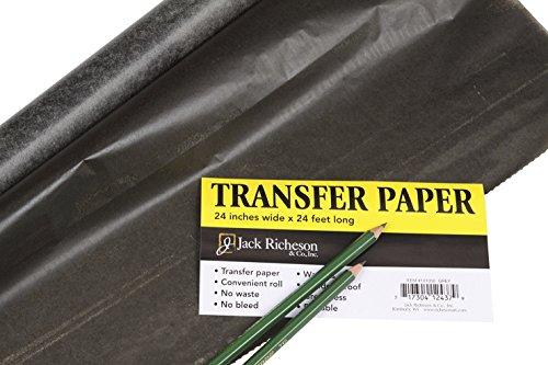 Richeson Transfer Paper Roll 24-Inch x 24-Feet (101050) (Richeson Transfer Paper)
